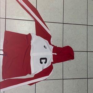 ASICS women's Cornell running jacket